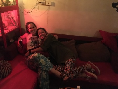 Danielle and Sara