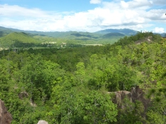 View from Pai Canyon